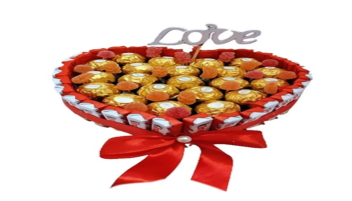 Los dulces siempre son los mejores regalos